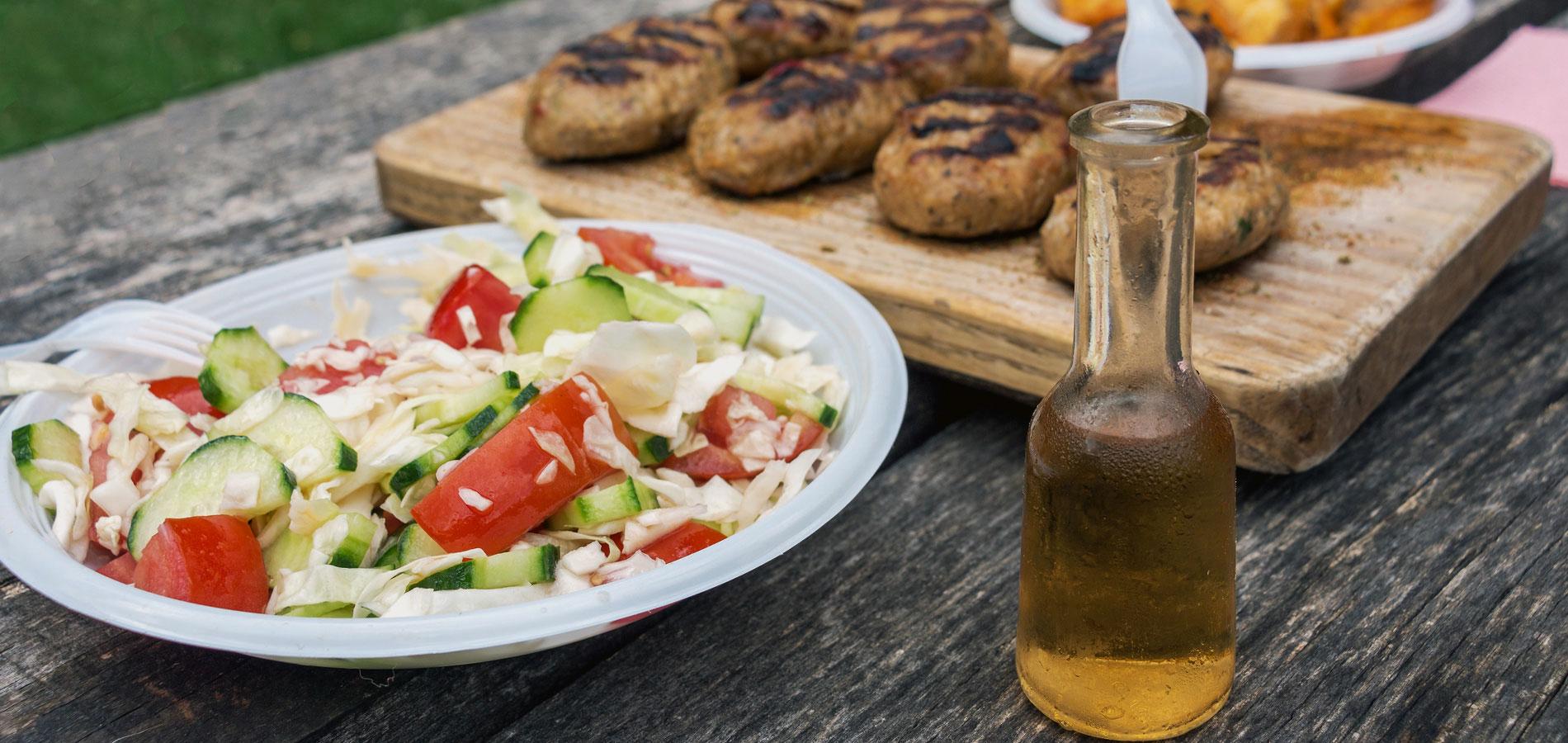 Lunch at Rakija Grill