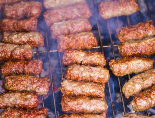 How to Make Cevapi (Serbian Sausages)