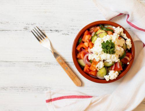 How to Make Shopska Salad?