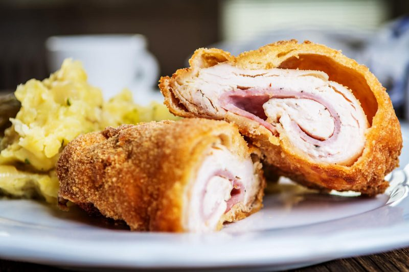 Traditional Cordon Bleu