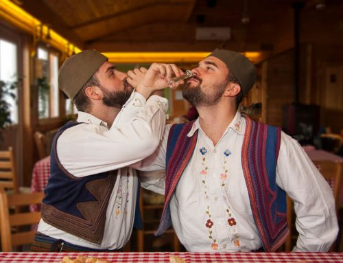 DRINK LIKE A SERBIAN: How to Drink Rakija like a Local